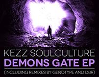Kezz Soulculture – Demons Gate EP