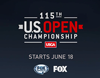 US OPEN GOLF