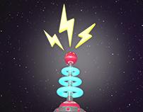 Intergalactic Gun - Poster