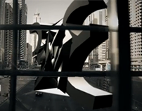 Arabish Typographic Hybrids in the City