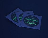 T&B Glow Christmas Cards