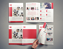 Company Brochure Template Vol.1