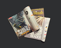 Articles for Binah Magazine