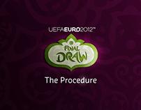 UEFA 2012 - FINAL DRAW