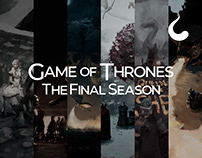 Game of Thrones: The Final Season - Illustration