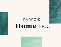 Parfois Home is...