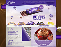 Cadbury Website