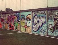 Graffiti @Honduras (SanPedroSula & LaLima)