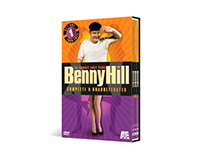 Benny Hill: Complete and Unadulterated
