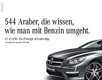 Mercedes-AMG CL 63 AMG / CLS 63 AMG