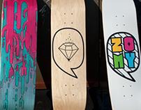 Skate Deck Design