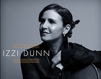 Soul Singer Izzi Dunn Image Campaign