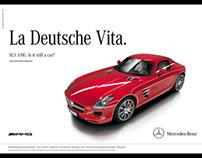 Mercedes-AMG Ducati Magazine Ads