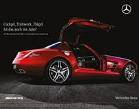 SLS-AMG Launch Campaign