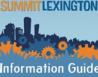 Creative Cities Summit Lexington, Event Program +