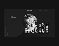 Troye Sivan — Website