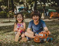 Loja do Condomínio - Dia das Crianças - Sofia e Bruno