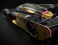 Renault Le Mans Concept (Internship Project)