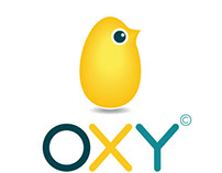 OXY Oxygen Cocktail Branding