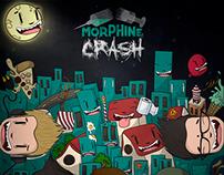 Morphine Crash Cover Illustration
