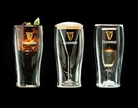 Guinness Signature Cocktail Glasses