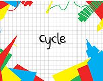 Cycle : Visual Identity
