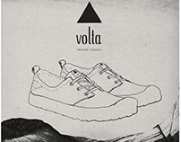 Illustrations for Volta Footwear