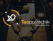 Corporate website for Taoposrednik