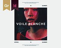 Voile Blanche — Identity & Campaign