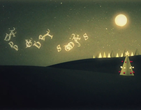 Motion Graphic Christmas Card