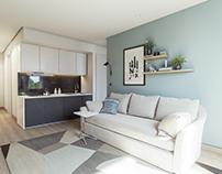 Unreal Engine 4 - Archviz Interior Apartment