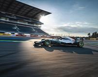 2019 Mercedes-Benz Motorsport Calendar