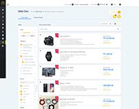 UPS Online Store UI/UX - Buyer side