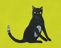 Cat Illustrations