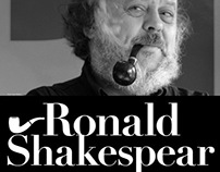 Ronald Shakespear - Muestra en EspacioArte EZE