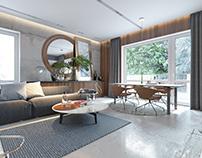 Design of a Spacious House
