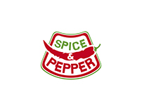 Spice and Pepper Shito Packaging design