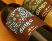 Dingo Wine Identity