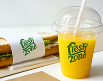 Fresh Zone logo