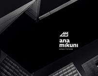 ANA MIKUNI ARQUITETURA - Nova Identidade Visual