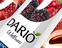 DARIO Wellness - new brand creation.