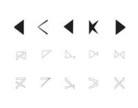 Wires Font // פונט חוטים