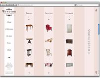 Windsor Furniture Company Website