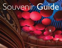 Royal Albert Hall Souvenir Guide
