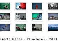 Sailing calendar - 2013.