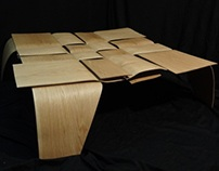 Square Knot Table