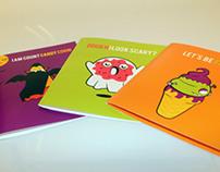 Halloween Themed Cards