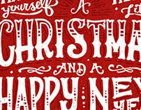 Christmas Cards 2012