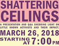 Shattering Ceilings