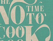 The No-Time-To-Cookbook